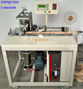 Automatic Hook and Eye Tape Cutting Machine (CYRQ-01) pictures & photos