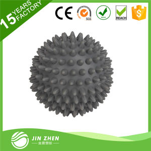 Spiky Massage Ball Can Not Inflate Hard Fitness Ball with Spine