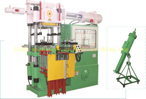 Rubber Silicone Bellow Injection Moulding Press pictures & photos