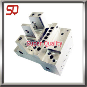 CNC Aluminum Machining Plate, CNC Machining Part pictures & photos