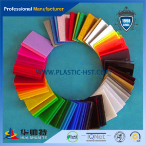 Colorful Cast Acrylic Sheet-Huashuaite pictures & photos