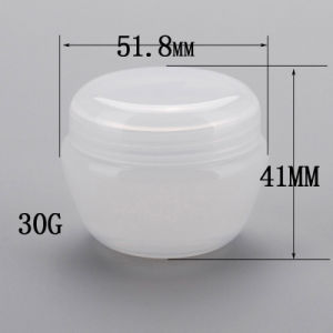 30g PP Cosmetic Jar for Cream/Gel, Face Mask/Cosmetic Jar pictures & photos