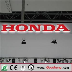 LED Backlit 3D Car Emblem for Honda pictures & photos