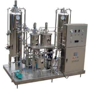 Beverage Intermix Plant for Carbonated Drink pictures & photos