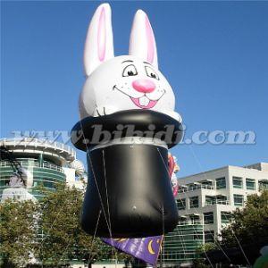 Magic Rabbit Helium Balloon, Giant Parade Balloon K7151 pictures & photos