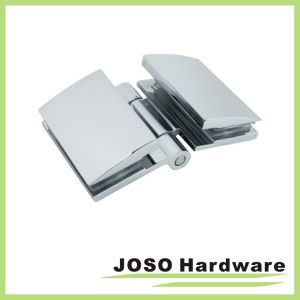 180 Degree Brass Shower Door Bifold Hinge Glass to Glass pictures & photos