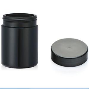Black 8oz Plastic Tube Container pictures & photos