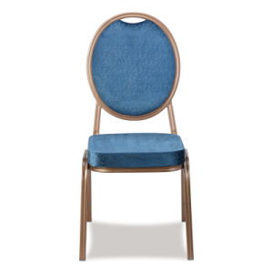 Hotel Round Back Aluminum Banquet Chair pictures & photos
