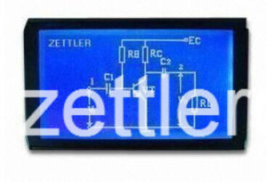 8-Bit Graphics LCD Module with 128 X 64 Pixels Format, Various Display Types Are Available: AGM1264k pictures & photos