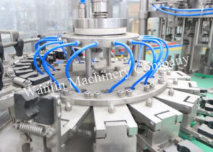 Glass Bottle Beer Filling Machine Washing/Filling/Capping 3-in-1 pictures & photos