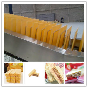 Biscuit Application Full Automatic Wafer Machine Wafer Line pictures & photos