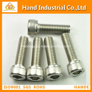 Stainless Steel 316 Allen Screws Marine Fasteners pictures & photos