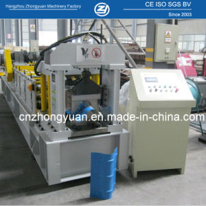 Metal Ridge Cap Cold Roll Forming Machine pictures & photos