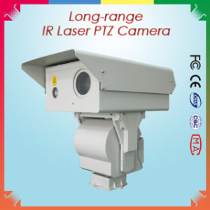 Long Range PTZ IR Laser Camera for 1km Night Vision pictures & photos