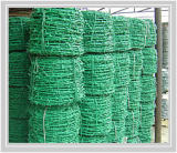 High Quality PVC Coated Barbed Wire pictures & photos