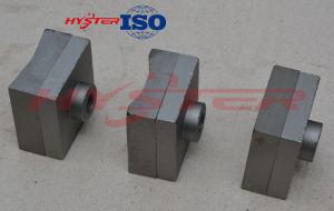 700bhn Bimetallic Cast Iron Crusher Hammer Tips for Sugar Cane pictures & photos