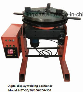 Ce Certified Digital Display Welding Positioner for Circular Welding pictures & photos