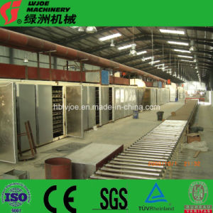 High-Efficient Gypsum Plaster Board Making Machine pictures & photos