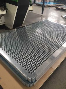 Perforated Aluminum Sheet Plate for Screen, Decoration with Holes pictures & photos