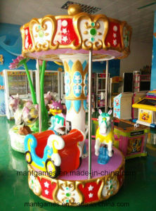 High Quality Carousel Kids Machine for Sale Form Guangzhou Factory pictures & photos
