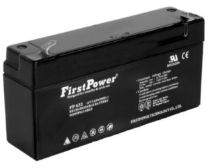 Security Devices Back-up Battery (FP632A) pictures & photos