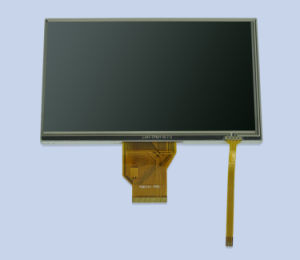 7 Inch LCD Display with Rtp 800X480 LCD Screen pictures & photos