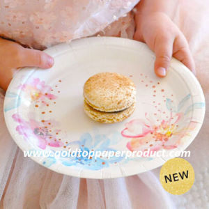 Professional Paper Plates Tableware Manufacturer pictures & photos