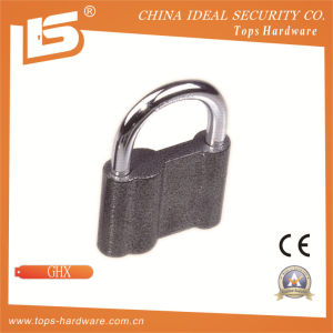 Russia Type Plastic Plated Iron Padlock (GHX) pictures & photos