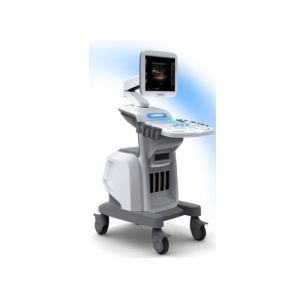 Ysd760 Ce Approved Medical Equipment Trolley Digital Ultrasound pictures & photos