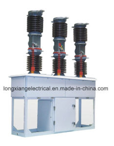 Zw7 40.5kv Outdoor Hv Vacuum Circuit Breaker pictures & photos