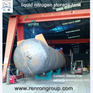 Petrochemical Sector Applicated Liquid Nitrogen Storage Tank T-09
