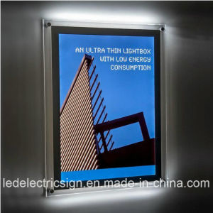 Lighting LED Crystal Frame Acrylic Box pictures & photos