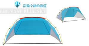 Carries New Design Beach Tent for Sun Wind Shelter Portable Beach Tent pictures & photos