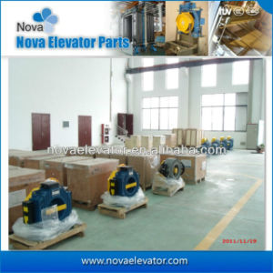 Elevator Machine Magnet Gearless Motor with Good Price pictures & photos