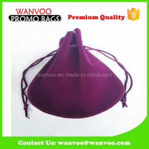 Popular Promotional Printed Velvet Waist Bag pictures & photos