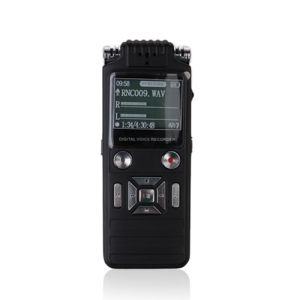 Portable Handheld LCD Digital Voice Recorder DVR-F01