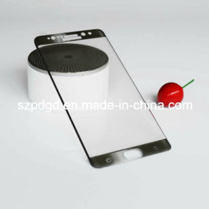 for Samsung Note 7 3D 9h Curved Edge Tempered Glass Screen Surface Glass pictures & photos