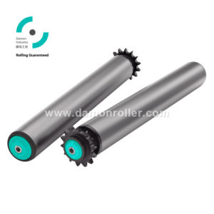 Steel Sprocket Accumulating Conveyor Roller (3211/3221) pictures & photos