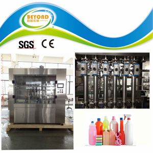 High Quality Automatic Liquid Filling Capping Machinery pictures & photos