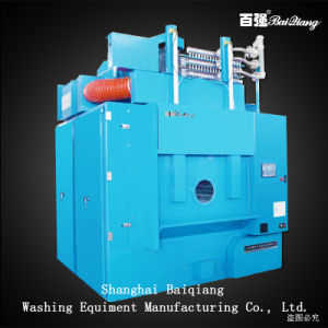CE Approved Through Type Drying Machine (125kg) Industrial Laundry Dryer pictures & photos