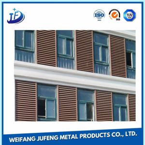 OEM Steel Sheet Metal Fabrication Stamping Parts for Window Shades/Persian Blinds pictures & photos