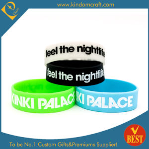 High Quality Silicone Wristband at Cheap Price for Activity Gift pictures & photos