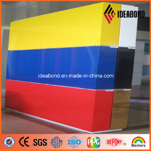 Ideabond High Gloss Series Polyester Advertising Aluminum Composite Panel pictures & photos