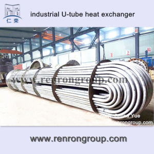 Chinese Group Corporation for Mix Material Industrial U-Tube Heat Exchanger E-03