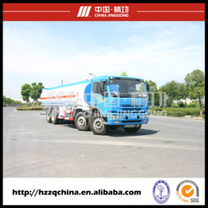 High Quality Fuel Tank Truck, Safety in Delivery pictures & photos