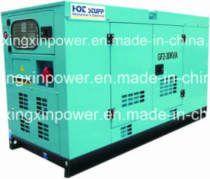 Power Generating Set, Diesel Generator with CE Certificate pictures & photos
