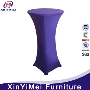 Factory Fancy Beauty Wedding Banquet Spandex Cheap Chair Cover/Spandex Table Cloth pictures & photos