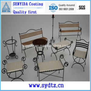 Indoor Powder Coating for Iron Furniture pictures & photos