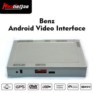 Carplay Android 7.1 for Benz Ntg5/Ntg5.1 System Video Interfaceo Use The Original Car Large, Small Screen pictures & photos