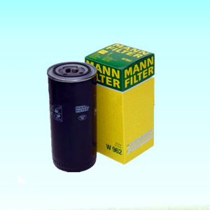 Atlas Copco Air Compressor Part Previous Oil W962 Mann Filter pictures & photos